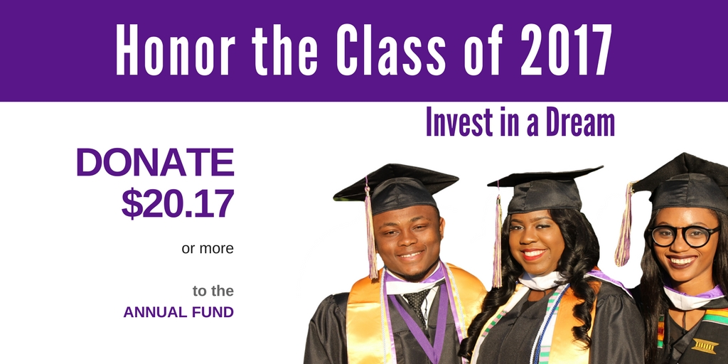 Honor the Class of 2017
